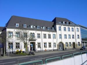 altes Postamt Remscheid